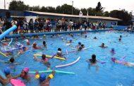 Aumentaron a más del doble: Hoy se abrieron las inscripciones para cursos de natación