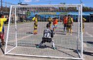 Torneo regional de futbolito se jugó en cárcel de Ovalle