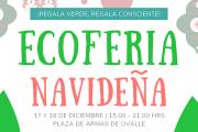 Invitan a comprar regalos en la Ecoferia Navideña