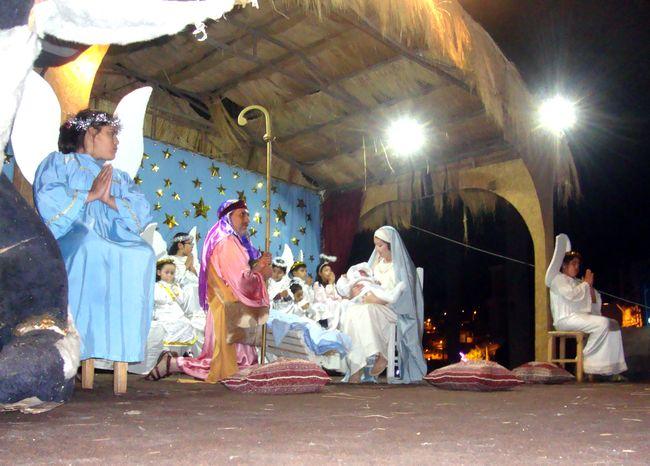 Por segundo año consecutivo no se realizará el tradicional Retablo de Navidad
