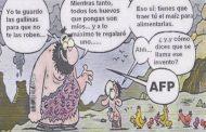 """AFP: """"el mejor invento que se ha hecho"""""""