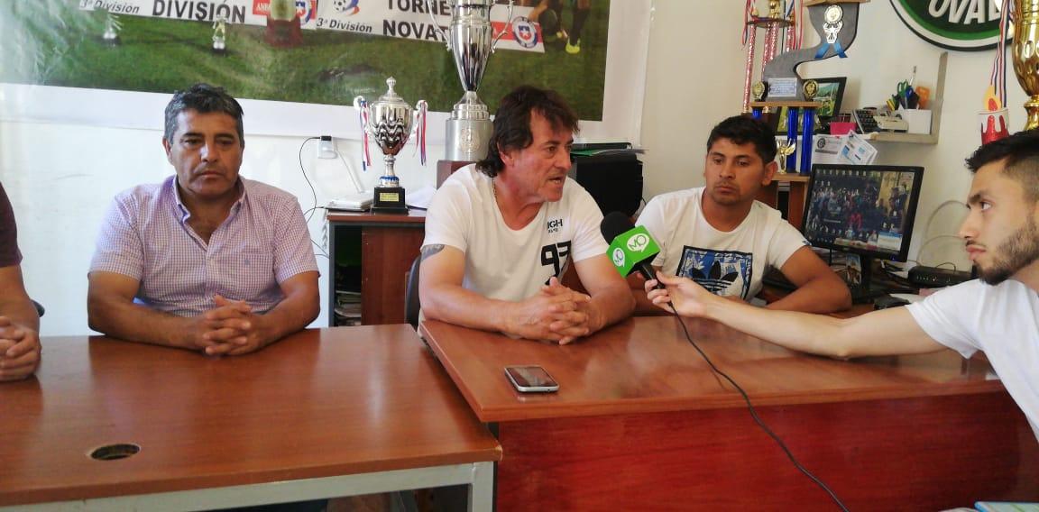 Leonardo Canales se hace cargo de la conducción técnica de Deportivo Ovalle