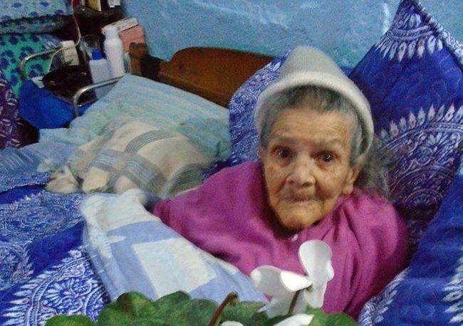 Pesar por fallecimiento de centenaria dama ovallina