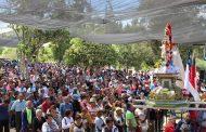 Peregrinos se encomendaron a El Niño Dios de Sotaquí