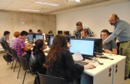 Estudiantes de informática ovallinos ya se preparan para marzo
