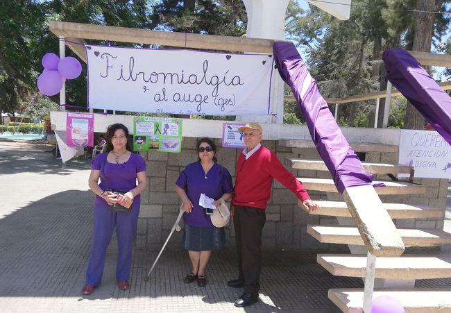 """""""Mi dolor no es imaginario"""": mujeres pacientes de Fibromialgia quieren ser incorporadas al Auge"""