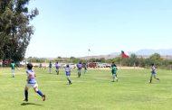 Entusiasma al público nivel de la competencia de Torneo Internacional de Futbol