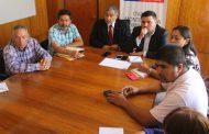 Con mesa de trabajo conjunto impulsan soluciones a vecinos de Huanilla