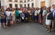 Comunidad de Liceo de Río Hurtado se reunen con Presidente Piñera y Ministra de Educación