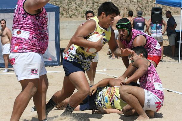 Rugby ovallino se prepara para la final nacional