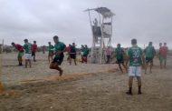 FOTONOTICIA: Club Social y Deportivo Ovalle comenzó su pretemporada en Tongoy