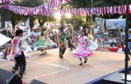 Pequeños gigantes ovallinos obtienen cuarto lugar en Campeonato Nacional de Cueca