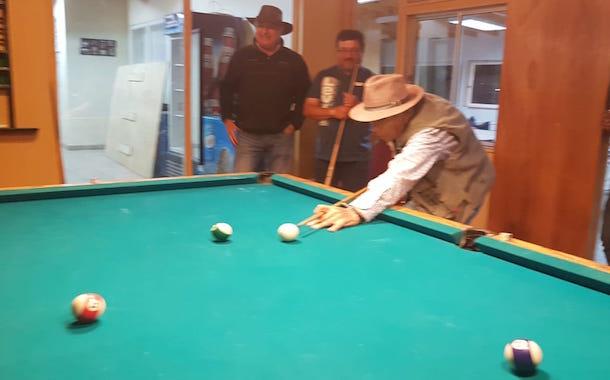 Club Deportivo de Caza, Pesca y Tiro al Vuelo Limarí festeja 73 años con campeonato de pool