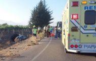 Tragedia en cruce de rutas entre Chalinga y San Julián