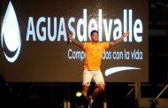 Los Vilos, Ovalle y La Serena bailan con Aguas del Valle y Thiago Cunha