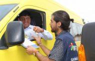 Seguridad: Efectúan fiscalización preventiva a transportes escolares de Integra