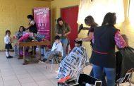 Red Solidaria de Ovalle realiza operativo social en la población Bellavista