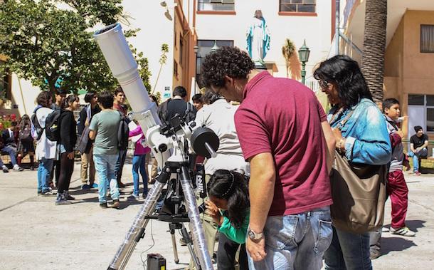 Invitan a mirar los cielos para festejar el Día de la Astronomía 2019 en la región de Coquimbo