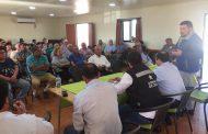 Ratifican continuidad de proyecto de pavimentación de camino Punitaqui-Manquehua