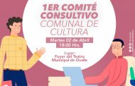 Invitan a participar en Comité Consultivo Comunal en Gestión Cultural