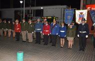 Bomberos celebró su Aniversario N° 126 con emotiva ceremonia