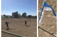Campeonato de fútbol rural ovallino comenzó este domingo