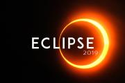 ¿Estará nublado en Ovalle para el eclipse total de sol?