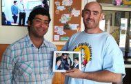 FotoNoticia: Ipad extraviado fue entregado a su legítimo dueño