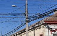 Piden legislar para obligar a empresas a subterranizar tendidos de cables