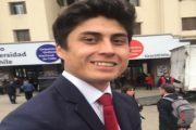 Sociales: Felicitan a joven titulado y dedican logro a sus raíces limarinas