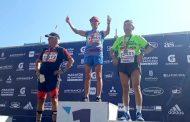 Atleta senior ovallino gana en su categoría en la Maratón de Santiago 2019