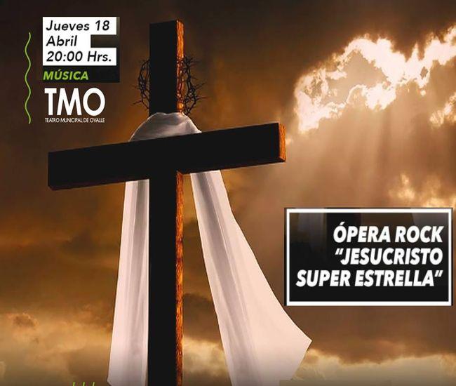 "Jesucristo Superestrella"" llega esta noche al escenario del TMO"