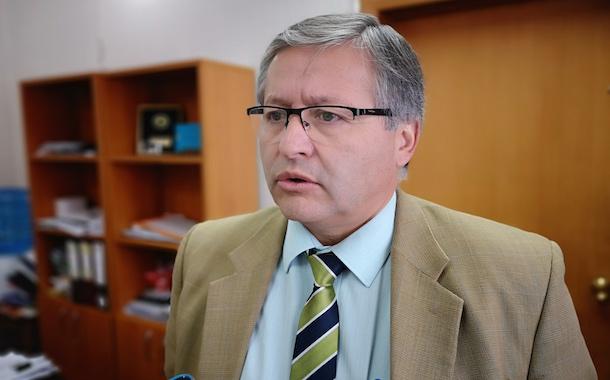 Director jurídico del municipio: