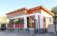 Vecinos de Los Llanos de Cogotí inauguran su nueva sede vecinal