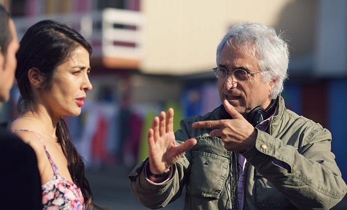 Director de la película chilena
