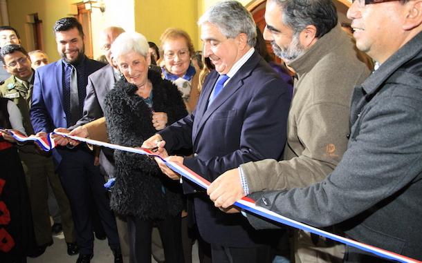 Junta de Vecinos del Barrio La Estación tiene nueva sede social
