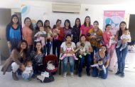 Taller de Lactancia Materna en Ovalle es el único con un equipo de trabajo especializado
