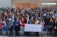 326 becas al esfuerzo y mérito académico  fueron entregadas en Monte Patria