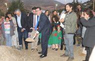 Construcción de Parque Urbano comenzó en Chañaral Alto