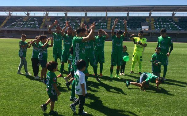 CSD OVALLE gana por tres goles a cero a Bellavista