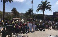 FOTOS: Ovallinos celebraron el Domingo de Ramos