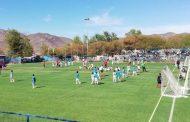 500 niños detrás de la pelotita: Partió la Liga Provincial Infantil