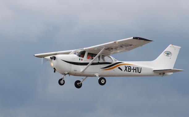 Nueva avioneta reforzará rol preventivo de emergencias de la aeronáutica ovallina
