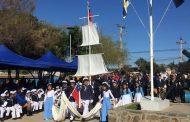 GALERÍA DE FOTOS: En Ovalle se inician los homenajes a los Héroes de Iquique