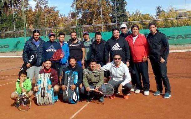 Ovallinos en San Juan cambian la historia del tenis regional