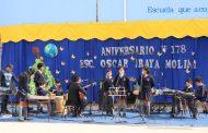 Escuela Óscar Araya Molina: 178 años educando a los ovallinos