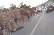Atropellan a hombre en ruta a Sotaquí: grave