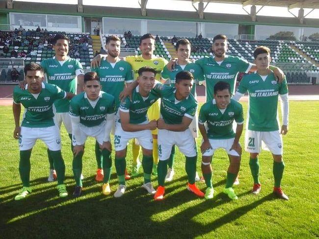 """El """"ciclón del Limarí"""" no pudo ante Brujas de Salamanca y finaliza el partido con 9 jugadores"""