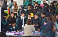 Más de un millar de alumnos participaron en  la 14ª Feria Vocacional