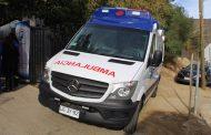 Cesfam de Carén cuenta con nueva ambulancia